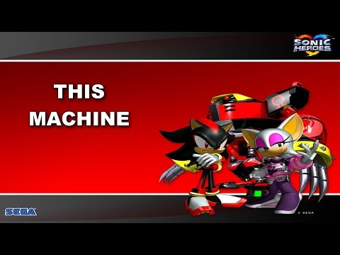 [SONIC KARAOKE] Sonic Heroes - This Machine (Julien-K) [WATCH IN HD]