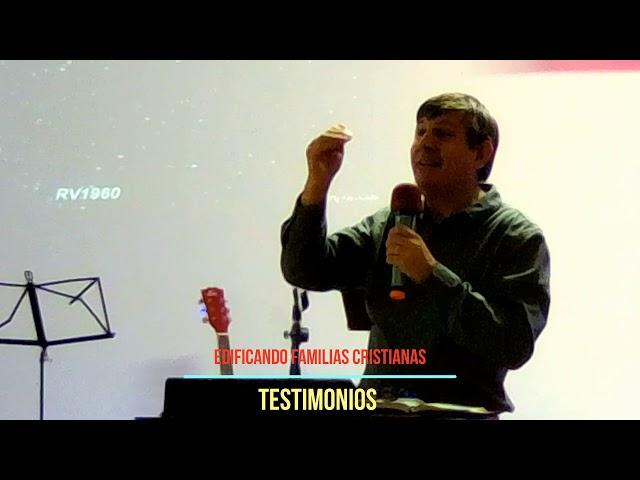 Edificando familias cristianas 3  testimonios