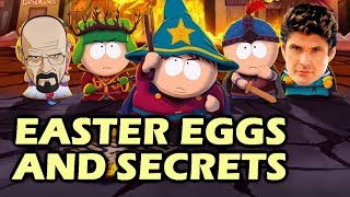 South Park The Stick Of Truth Easter Eggs And Secrets HD