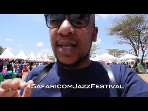 Safaricom Jazz Festival , Posh parties and book launches | Jaytakeapic
