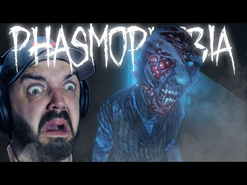 THIS GAME WAS THE BIGGEST MISTAKE I EVER MADE | Phasmophobia | Ep.10