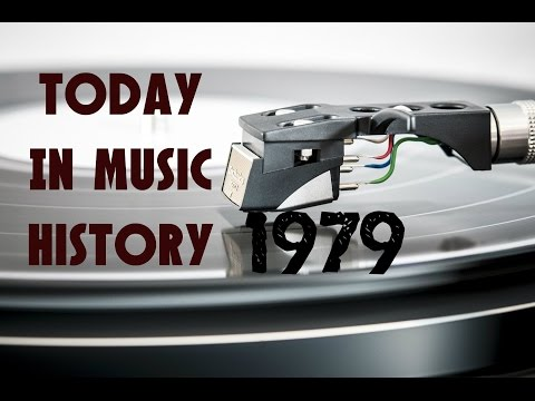 Today in Music History - 1979