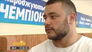 #километрыдобра - тяжелоатлет Дмитрий Чумак (ICTV)
