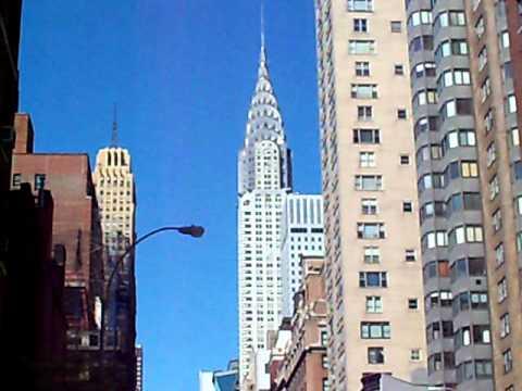 New York City up-close - Chrysler Building 2011