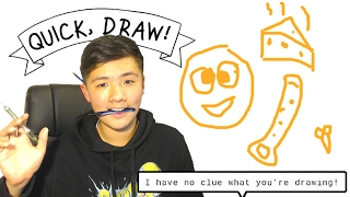 BECOME A MASTER ARTIST (and draw questionable things) | QUICK, DRAW!