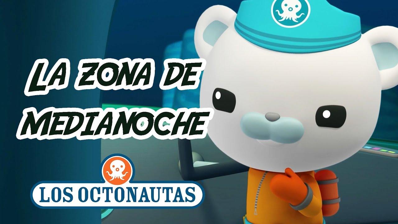 Los Octonautas Oficial en Español - La Zona de Medianoche    Episodio 4