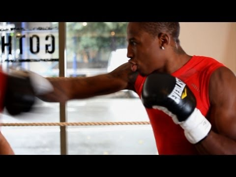 How to Touch Parry & Counter Punch   Boxing Lessons