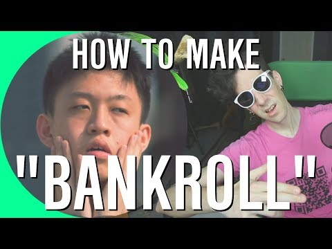 How To Make BANKROLL - Rich Chigga // Diplo // Rich The Kid // Young Thug (Beat Recreation Tutorial)