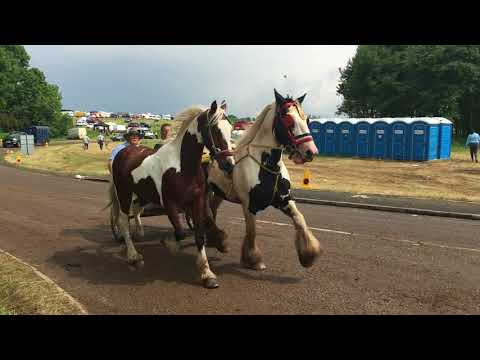 Appleby Horse Fair 2018 Saturday/ Sunday
