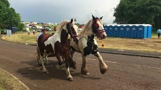 Appleby Horse Fair 2018 Saturday/ Sunday