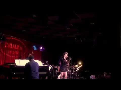 Margo Rey sings Angel Eyes live at Catalina Jazz