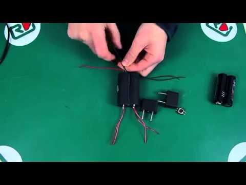 Как сделать электрошокер своими руками. Часть 1