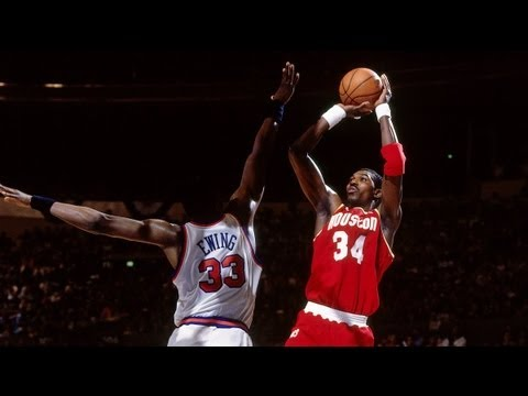 Hakeem Olajuwon - The Dream [HD]