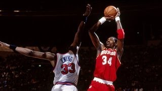 Repeat youtube video Hakeem Olajuwon - The Dream [HD]