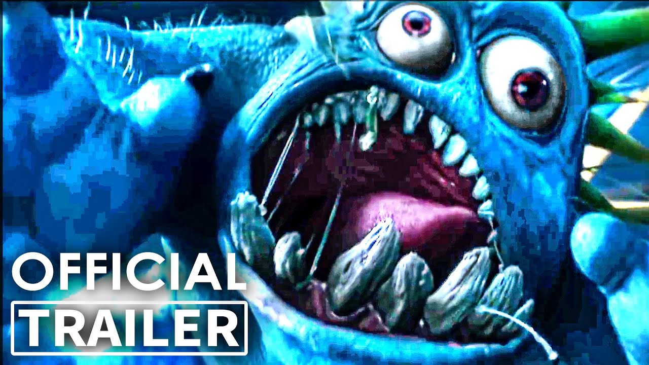 A BABYSITTER'S GUIDE TO MONSTER HUNTING Trailer (2020) Fantasy, Family Movie