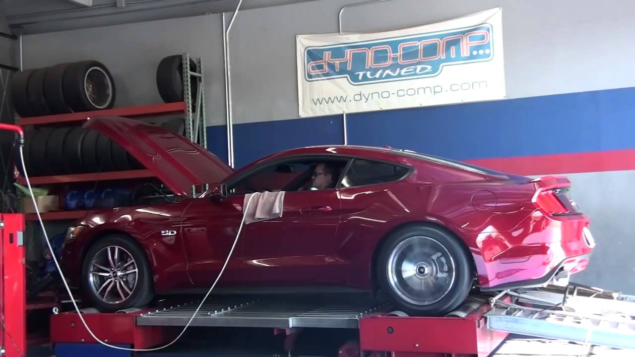 American Racing Headers Full Exhaust On 2015 Mustang Gt 5 0l