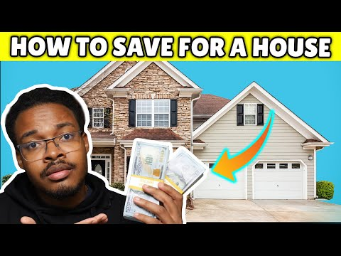 How to Get the Down Payment for a House (and EVERYTHING else you'll need to know)