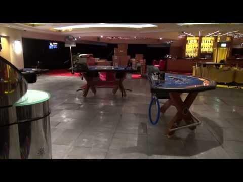 Teppich-Verlegung 2014 im Swiss Casinos St. Gallen
