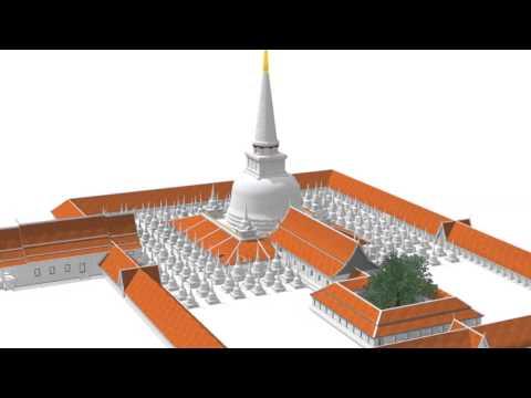 พระมหาธาตุวรมหาวิหาร นครศรีธรรมราช มุ่งหน้าสู่การเป็นมรดกโลกทางวัฒนธรรม