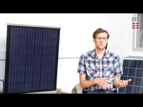 Efficiency of solar cells - Light sources
