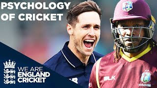 vuclip Psychology of Cricket | Chris Woakes vs Chris Gayle - Old Trafford 2017