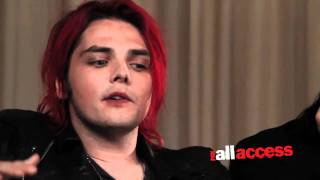 CHEMISTRY LESSONS: WHAT MY CHEMICAL ROMANCE LEARNED MAKING