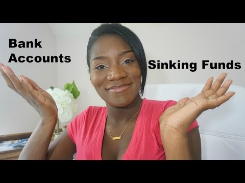 15 Bank Accounts?? | Banking and Sinking Funds | Financial Freedom Journey | FrugalChicLife