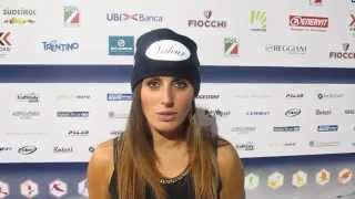 NADIA FANCHINI 14/10/2014 F.I.S.I. in Tour