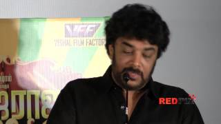 Director Sunder. C Talks About Madha Gaja Raja -- RED PIX.