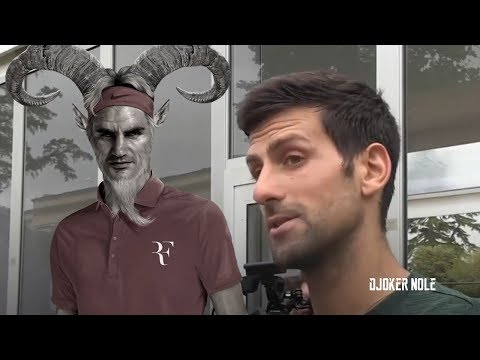 "Novak Djokovic ""Federer is the Greatest of all time"" -  Wimbledon 2019 (HD)"