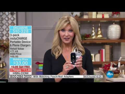 HSN | Electronic Gifts on the Go 11.12.2016 - 01 PM