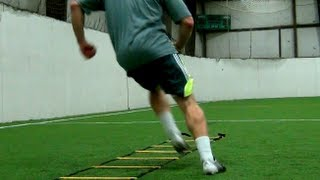 Speed Ladder | Improve Speed With Ladder Drills | Agility Training