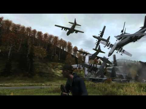 more flying planes in Arma / Dayz