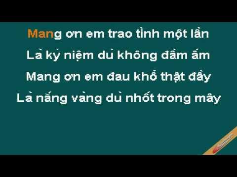 Tưởng Niệm Karaoke - Tuấn Ngọc - CaoCuongPro