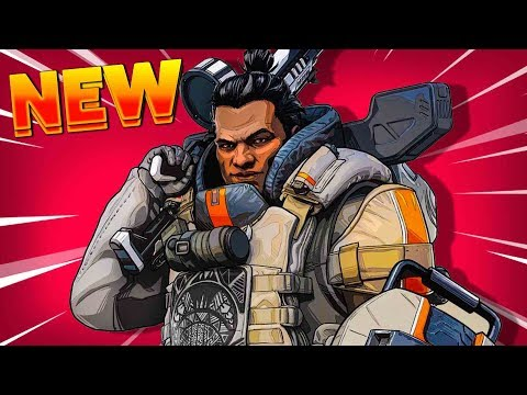 *NEW* Battle Royale Game! Overwatch + Titanfall = Apex Legends thumbnail