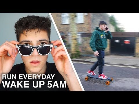 I Lived Like CASEY NEISTAT For A WEEK! *impossible*