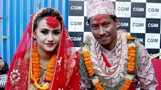 Loot Film Director Nischal Basnet weds Hostel Returns Actress Swastima Khadka