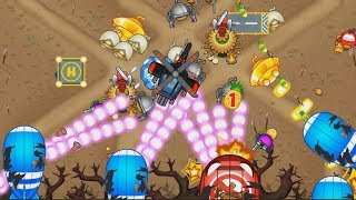 Bloons Tower Defense 5 - NEW CRAZY MAP -...