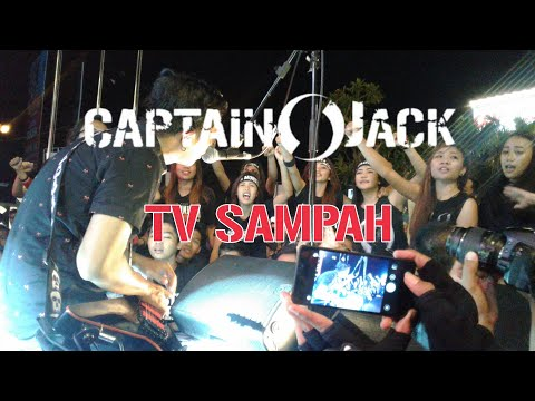 Captain Jack - TV Sampah [HD]
