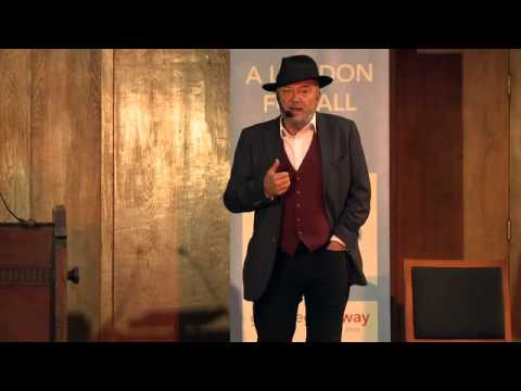 George Galloway for London Mayor - Q & A