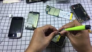 Hồi sinh iphone từ xác ve chai