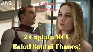 EndGame Trailer 2 Breakdown ||  Avengers Semakin Optimis mengalahkan Thanos!