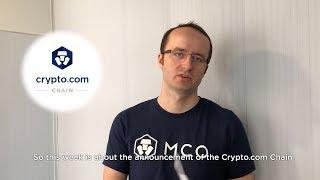Crypto.com Q&A - November 23, 2018