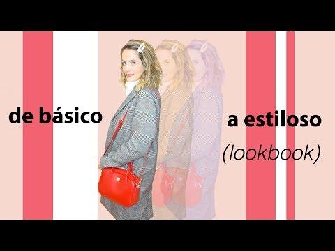 DE BÁSICO A ESTILOSO (LOOKBOOK)  | teresatomu