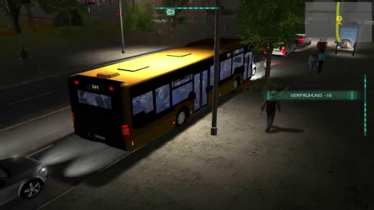 Let\'s Play - Bus Simulator 2012 #06 [HD] - Es wird zum Crash ...