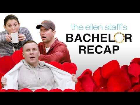 The Ellen Staff's 'Bachelor Recap': Pageants, Pirates, and Pool Parties!