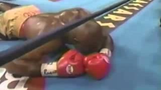 Поражения нокаутом великих боксеров
