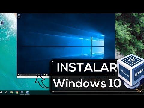 Como Instalar Windows 10 En VirtualBox   Maquina Virtual 2019 (Guía Completa)