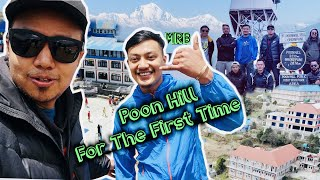 Ghore Pani Mela Vlog | Poon Hill For The First Time | Ladies Volley Ball | Back To Pokhara | 2021