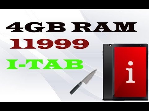 iBall iTAB MovieZ Pro 64 GB 10.1 inch unboxing and review